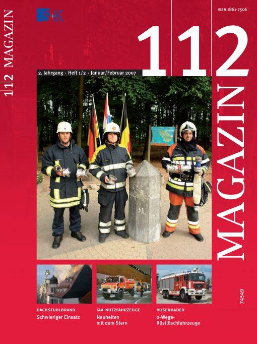 112 Magazin - 2007 - 02