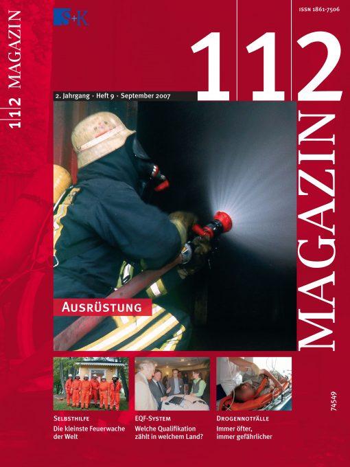 112 Magazin - 2007 - 09