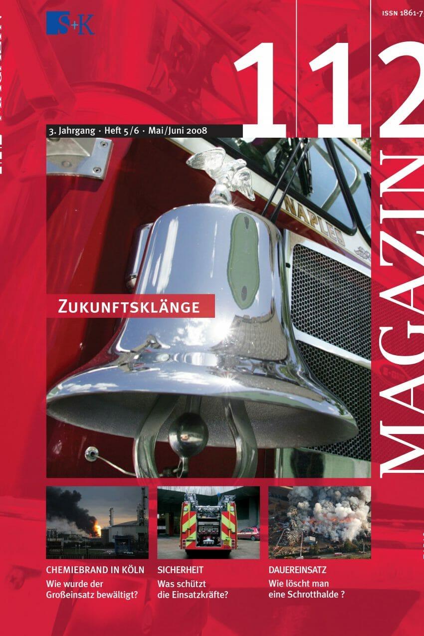 112 Magazin - 2008 - 03