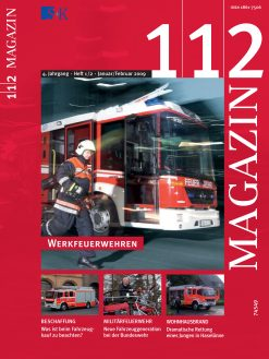 112 Magazin - 2009 - 01