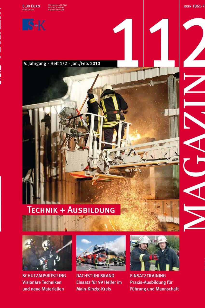 112 Magazin - 2010 - 01