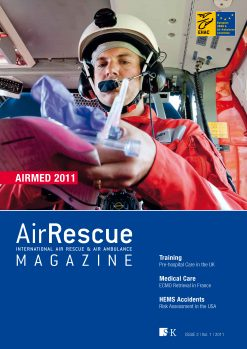 AirRescue Magazine - AIRMED 2011