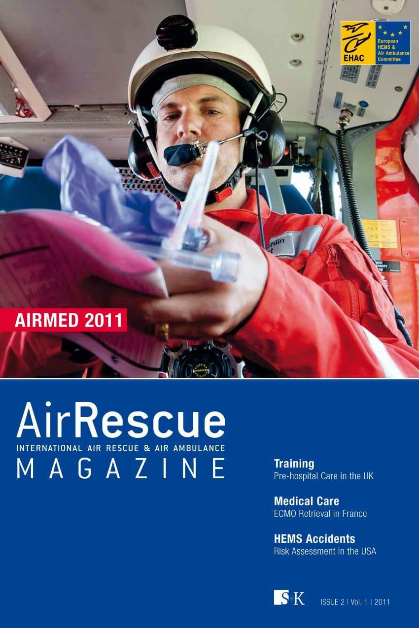 AirRescue Magazine - AIRMED 2011