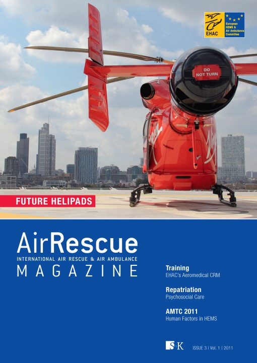 AirRescue Magazine - FUTURE HELIPADS