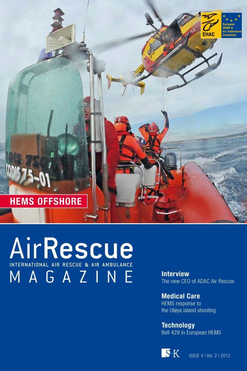 AirRescue Magazine - HEMS OFFSHORE