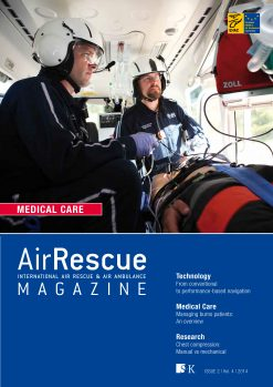AirRescue Magazine - MEDICAL CARE 2