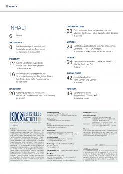 BOS LEITSTELLE AKTUELL 1/2011 - Kernprozesse der Notrufabfrage