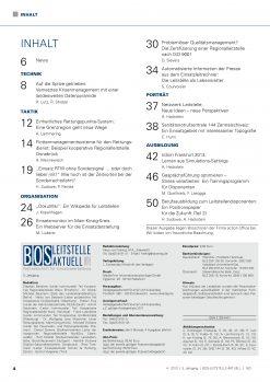 BOS LEITSTELLE AKTUELL 4/2013 - Technik