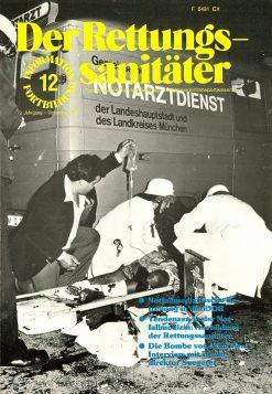Der Rettungssanitäter 12/1980