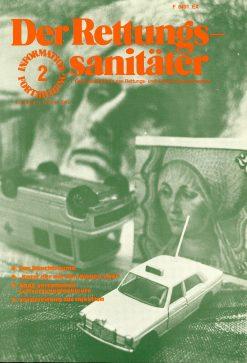 Der Rettungssanitäter 02/1981