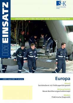 IM EINSATZ 03/2008 - Fussball-EM