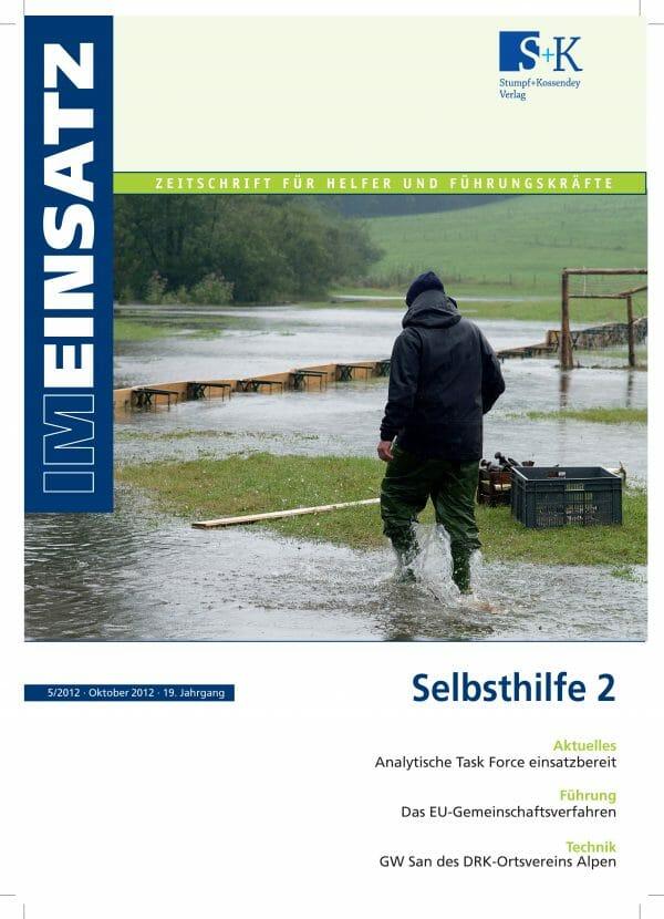 IM EINSATZ 05/2012 - Selbsthilfe als Dauerbrenner