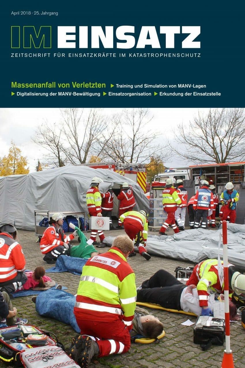 IM EINSATZ 02/2018 - Massenanfall von Verletzten