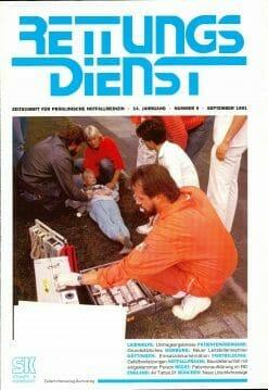 RETTUNGSDIENST 09/1991