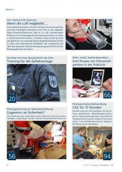 Rettungsdienst 4/2017 - Atemwegserkrankungen und Atemwegsmanagement