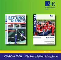 Jahres-CD 2006 - RETTUNGSDIENST, IM EINSATZ
