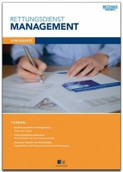 RETTUNGSDIENST-Management (ePaper) - Sonderheft
